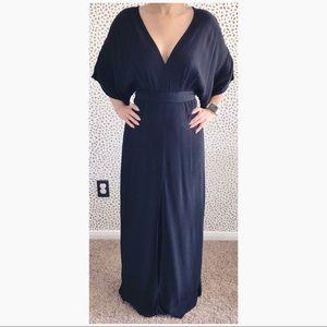 Lulu*s Kimono Maxi Dress.